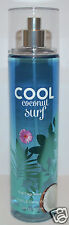 NEW BATH & BODY WORKS COOL COCONUT SURF FINE FRAGRANCE MIST SPRAY SPLASH 8 OZ