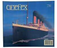 CINEFEX  72 TITANIC December 1997 FIrst Printing In Like New Condition