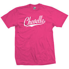 Chevelle Script Tail T-Shirt - Classic Muscle Car 66 69 70 - All Sizes & Colors