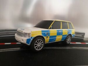 Scalextric Range Rover Police Car C2808 free postage