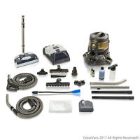 Reconditioned Rainbow E Series Vacuum 18 Tools & Shampooer 5YR Warranty