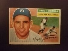 1956 Topps Yogi Berra #110 Baseball Card