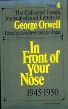 The Collected Essays, Journalism And Letters Of George Orwell, Vol. 4, 1945-1...
