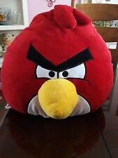 Angry Birds Red Pillow Plush