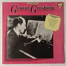 GREAT BRITISH DANCE BANDS~GOLDEN AGE OF GEORGE GERSHWIN 1926-1928~UK VINYL LP