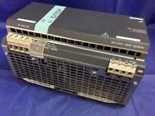 SIEMENS 6EP1 457-3BA00 SITOP POWER SUPPLY, 20A, 48VDC, 400-500V, 50/60Hz