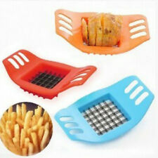 Potato Slicer Cutter Stainless Steel Vegetable Chopper Chips Making Tool Cutting