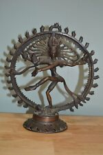 Dancing Shiva Bronze Copper Alloy Statue of  Shiva Nataraja