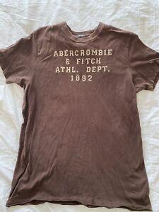 Abercrombie & Fitch Mens T-shirt Size XXL