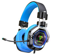 Roll over image to zoom in Gaming Headset for PS4, Xbox One, PC,【4 Speake
