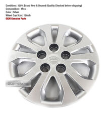 OEM Parts 15inch Wheel Hub Cap Cover 1EA For KIA 2010 - 2013 Cerato / Forte