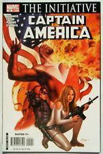 Captain America Vol. 5 #29 (#578) (Oct. 07') Nm- (9.2) Black Widow & Falcon Apps