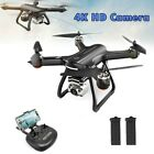 Holy Stone HS700D RC Drone with 4K HD Camera GPS Brushless Quadcopter  2 Battery