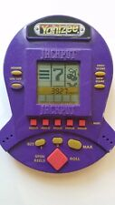 Yahtzee Jackpot Handheld Electronic Game Hasbro TESTED/ WORKS