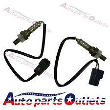 2pcs New For 2002 2003 Nissan Altima Maxima 2.5L Oxygen O2 Sensor Front Rear