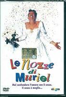 Le Nozze di Muriel (1994) DVD NUOVO Toni Colette, Bill Hunter, Rachel Griffiths
