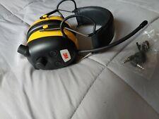 PELTOR 3M WorkTunes AM/FM/MP3 Noise Reducing Earmuffs Headphones Open Box