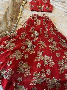 indian lengha dress