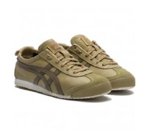 ONITSUKA 1183A201.251 MEXICO 66 Mn`s (M) Safari Khaki  Leather Lifestyle Shoes