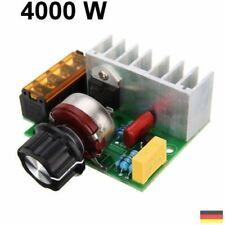 230V Drehzahlregler Drehzahlsteller Leistungsregler Spannungsregler Dimmer