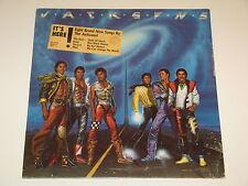 JACKSONS victory Lp RECORD GATEFOLD STATE OF SHOCK TORTURE THE OG 1984 SEALED