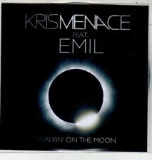 (BS419) Kris Menace ft Emil, Walkin' On The Moon - DJ CD