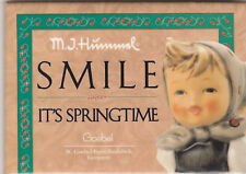 M. I. Hummel - Smile It's Springtime - Pin ! - a must have 1 lot of 2