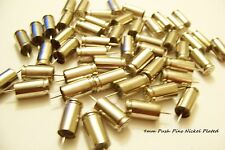 9mm Luger Bullet Push Pins Set of (50) Brass 9 mm Gun Push Pins for the office
