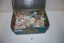 E1 Lot de timbres de tous pays