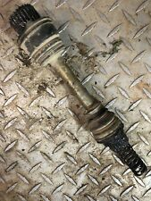 03 honda foreman 450 Es Front Driveshaft