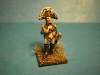 28 MM METAL WELL PAINTED FRENCH NAPOLEONIC MARSHAL BERTHIER FN 327 BY FOUNDRY !