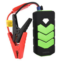 Portable Car Jump Starter Power  Bank LED Light Charger 400A Peak 20000mAh 12V