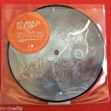 "SILVERSUN PICKUPS -Well Thought Out Twinkles- UK 7"" Picture disc (Vinyl Record)"