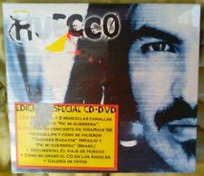HUECCO - HUECCO EDICION ESPECIAL CD + DVD - NUEVO Y PRECINTADO - SUGARLESS VOZ