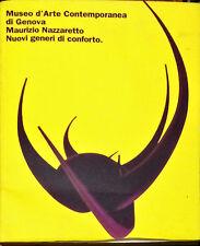 MUSEO D'ARTE CONTEMPORANEA DI GENOVA - SANDRA SOLIMANO - 1997