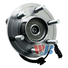 Wheel Bearing and Hub Assembly-4WD Front WJB WA515158