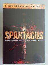 Spartacus : Le Sang des Gladiateurs - Les Dieux de l'arène 8 DVD