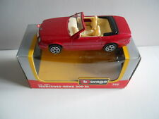 Modellino Auto Model Car BURAGO 1:43 Die Cast MERCEDES BENZ 300 SL [MV16]