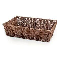 decor dp laundry cotton large decorative basket terracotta storage com woven rope baskets x amazon quot