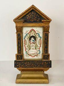 Vintage Italian Gilt Wood Florentine Picture Frame