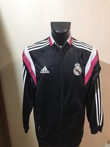 Veste Foot Ancien Real Madrid Taille L