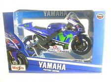 Yamaha YZR-M1 Factory Course Numéro 99 MotoGP 2016 (Jorge Lorenzo)
