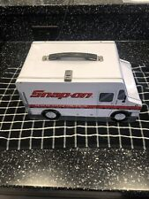 Snap On Tools Truck Metal Lunch Box. Basically New! Collectible Old School.