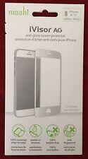 Moshi White AG iVisor Screen Protector - iPhone 6 Plus / 6s Plus - Retail $30