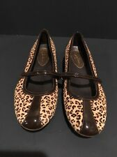 Cole Haan Animal Print Shoes, 7 M
