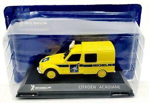 EBOND Modellino Citroen Acadiane - Michelin - 1:43 - 0113.