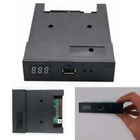 "3.5"" 1.44MB Upgrade Floppy Drive to USB Flash Disk Drive Emulator Black New"