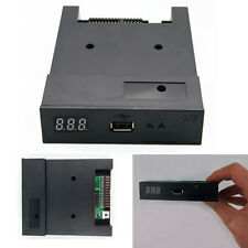 "3.5"" 34pin Floppy Disk Drive USB Emulator Simulation For Music Keyboard Black"