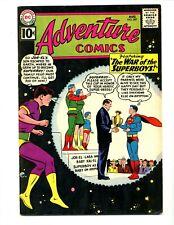 Adventure Comics #287    1st Bizarro Perry White