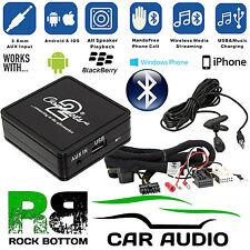 Volkswagen Golf MK6 Bluetooth Handsfree Car Kit & A2DP Music Streaming Interface